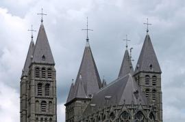Les 5 clochers de Tournai