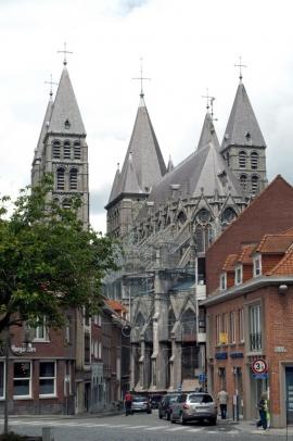 Cathédrale 5 clochers de Tournai
