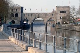 Pont des trous de Tournai