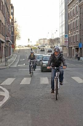 Vélos à Namur