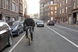 Vélo à Namur