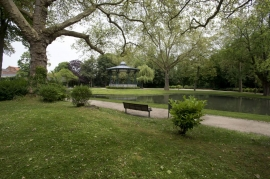 Péruwelz - Parc communal Simon