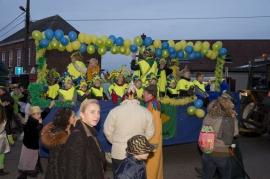 Carnaval d'Anvaing.Premier carnaval de wallonie.