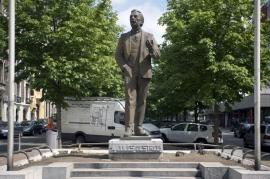 Statue Jules Destrée