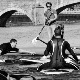 Paddle polo à NAMUR