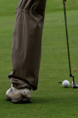 Golf de Rougemont 18 trous. (NAMUR-Wépion)