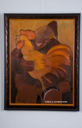 Peintre MILO DARDENNE