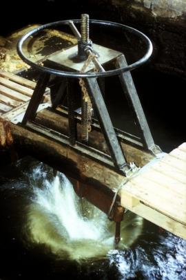 coin d'eau