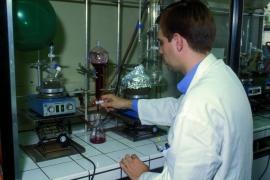 Laboratoire CRAW à GEMBLOUX
