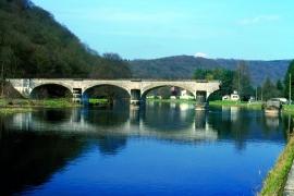 Pont cassé de BOHAN