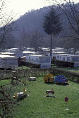 Camping le confort à BOHAN