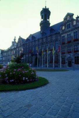 Ville de Mons.
