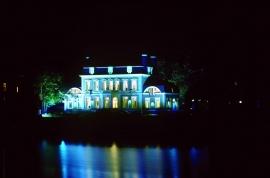 Elysette, bâtiment édifié en 1877 par le maître-tanneur Xavier Thibault.Aujourd'hui ce bâtimentabrite les bureaux du ministre-président wallon.