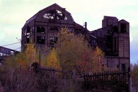 Patrimoine industriel, charbonnage (Tamines).
