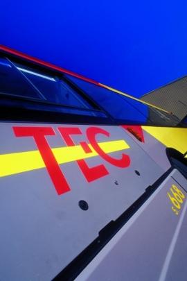 dépôt des bus TEC d'Eupen.
