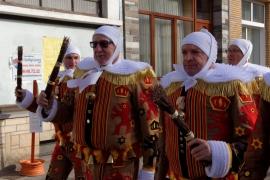 Carnaval de Morlanwelz.