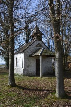 Chapelle Notre Dame de la Salette à Mesnil-Eglise