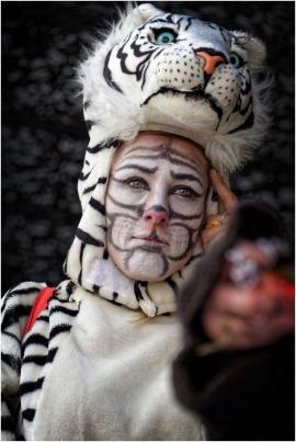 Carnaval des Ours, Andenne.