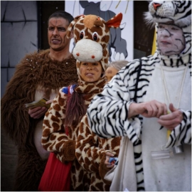 Carnaval des Ours. Andenne.