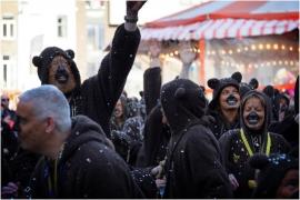 Carnaval des Ours. Andenne.