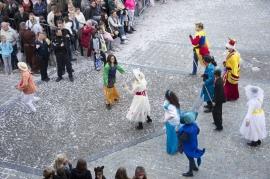 Carnaval des ours. (Andenne)