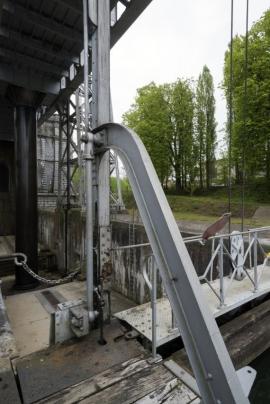 Canal du centre Historique.