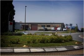 Parc industriel. Zoning.