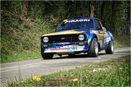 Rallye de Wallonie 2017.