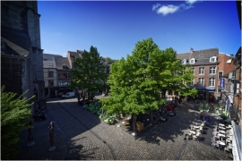 Vieux Namur, place Marché aux Légumes.
