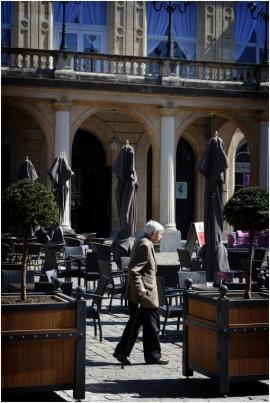 Namur. Place du théâtre.