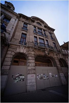 Namur. Ancien cinéma Eldorado.