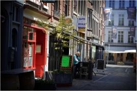 Les ruelles de Namur.
