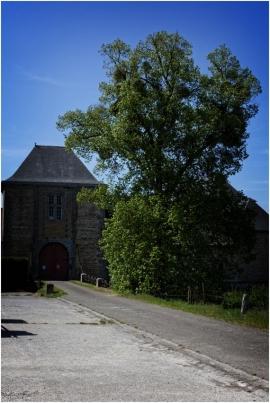 Falaën fait partie des plus beaux villages de Wallonie.