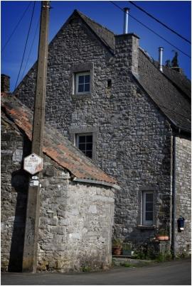 Thon-Samson fait partie des plus beaux villages de Wallonie.