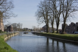 Canal du centre.