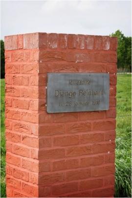 Mémorial Django Reinhardt, Liberchies.