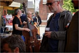 Festival Django à Liberchies.