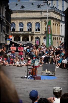 Namur en mai (2017). Les arts forains dans la Capitale wallonne.