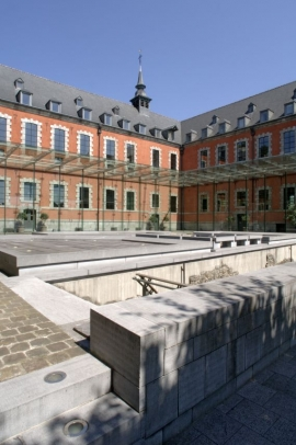 Parlement Wallon.