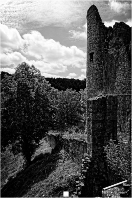 Château de Montaigle.