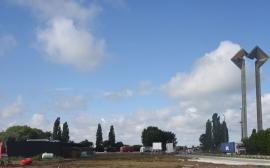 Située sur l'autoroute E19/A7 sur le côté en provenance de la France, l'aire autoroutière d'Hensies Sud a été réaménagée et accueille désormais une