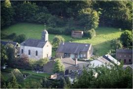 Village de Botassart. Le Tombeau du Géant.