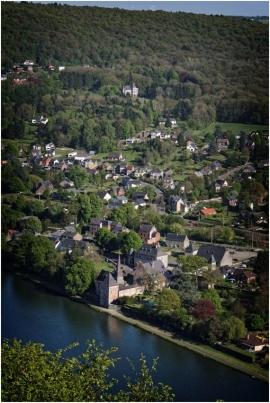 Ruralité et village de Wallonie.
