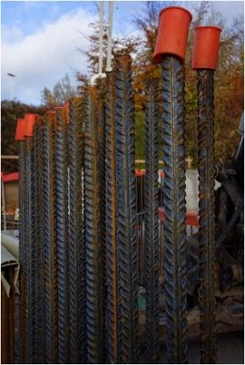 Le chantier du futur centre Perex 4.0 à Daussoulx (Namur) sous la supervision de la DG Routes du SPW et de la SOFICO. Perex 4.0 consiste à développer un concept de réseaux intelligents permettant de gérer les infrastructures (auto)routières et fluviales en temps réel, avec comme priorités plus de sécurité routière, l?amélioration de la mobilité et une meilleure information des usagers. Perex 4.0 sera un bâtiment zéro énergie. Les travaux devraient être finalisés au début 2019.