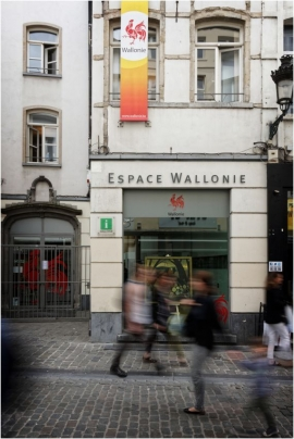 Espace Wallonie de Bruxelles