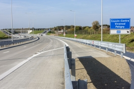 Inauguration du premier tronçon de 4,6 km du contournement de Couvin.