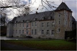Château d'Annevoie (Anhée).