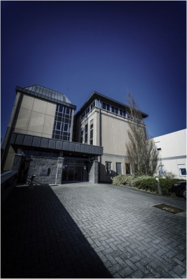 Le centre Perex à Daussoulx (Namur).