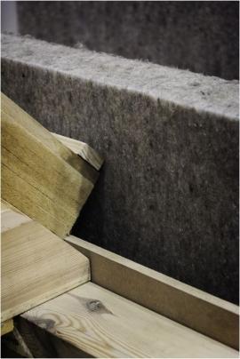 Matériaux de construction: brique, béton, bois, charpente...