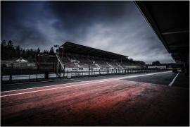 Le circuit automobile de Spa-Francorchamps, atout économique et touristique de la Wallonie.